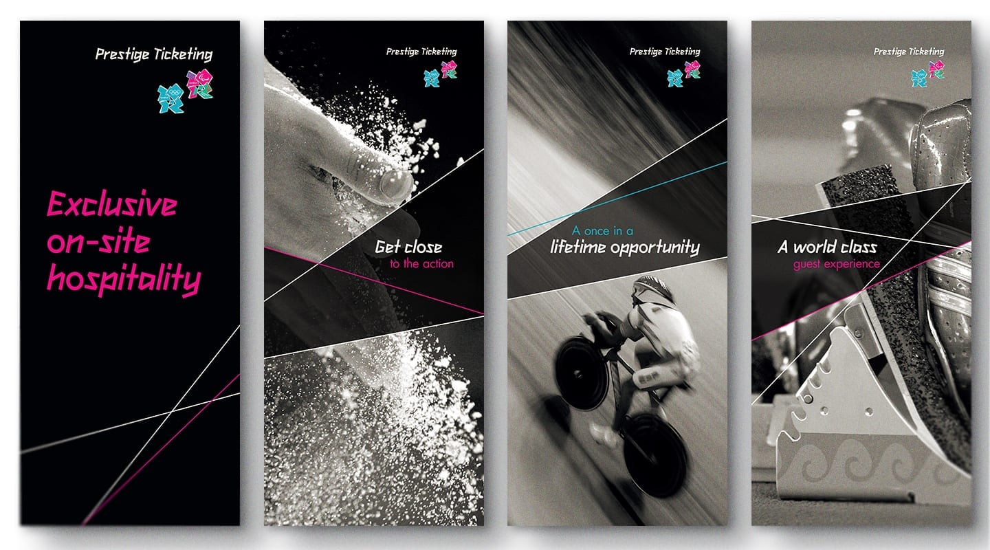 London Olympics 2020 Banners - DSM Design Ltd