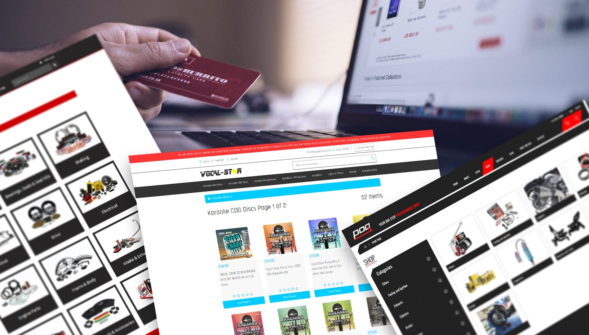 eCommerce - DSM Design ltd