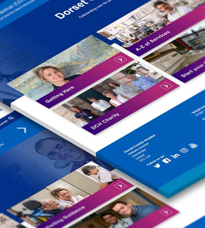 Dorset County Hospital - DSM Design Ltd